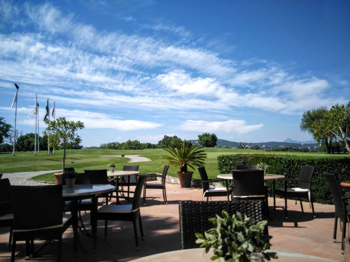 The place to be after your day of golf #ClubHouse #summer #terrace #SanRoque<br>http://pic.twitter.com/XaWpdZ1rgl