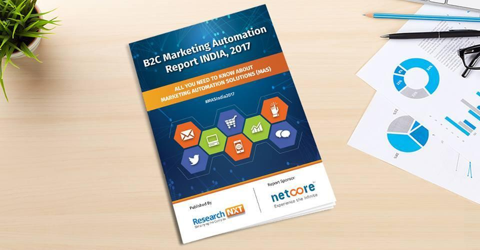 What is the right #MarketingAutomation mix? Find out in this #B2C Marketing Automation Report India 2017 -   http:// bit.ly/2sdfdjb  &nbsp;  <br>http://pic.twitter.com/WibbK1XdDq