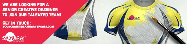 test Twitter Media - Want to work in the sportswear industry? We are looking for a Senior Creative Designer >> https://t.co/yqjLKi114e #SamuraiFamily #jobs https://t.co/yTwKLKPBQ2