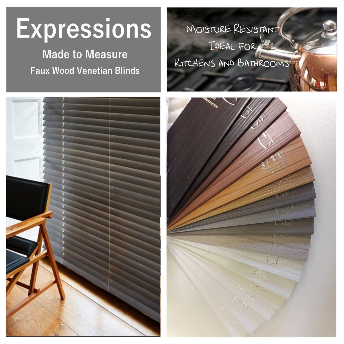 Made to Measure Faux Wood Venetian Blinds Moisture Resistant #kitchen #bathroom #interiordesign #interiors<br>http://pic.twitter.com/fWt2p0zbg2