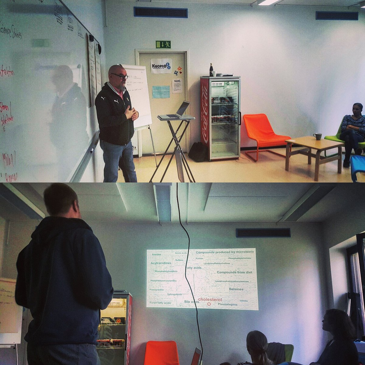 Thanks Kari Voutila and the teams! Ready for the next event with high enthusiasm  #accelerator #uef  #savonia #kuopiochamber #startup<br>http://pic.twitter.com/iyXMGfm0by