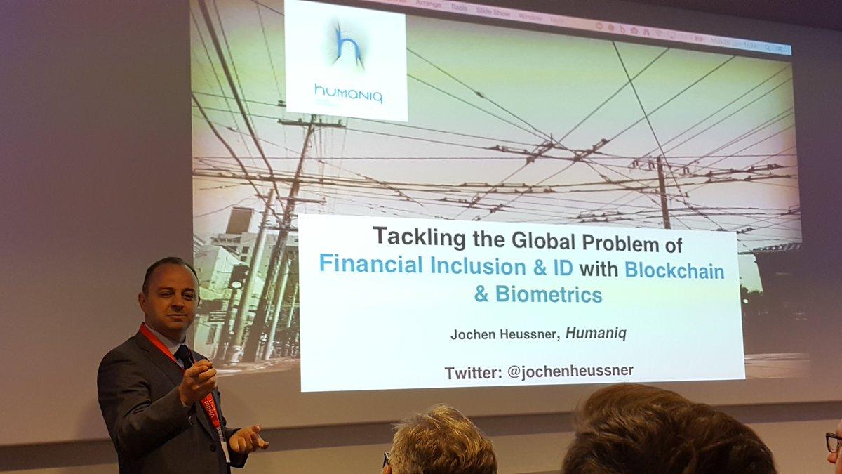 Hearing from @JochenHeussner @Humaniq about #FinancialInclusion on #blockchain at @IBM #Hursley @TeamBlockchain @thefloowltd<br>http://pic.twitter.com/wLqYOEmOvP &ndash; bij IBM Client Centre