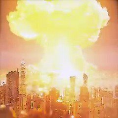 If a nuclear bomb dropped on your city tomorrow, this is what could happen: https://t.co/Kl9UFLTSSU