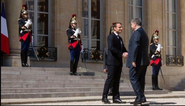 Макрон: Анна Ярославна – важлива постать українсько-французьких відносин