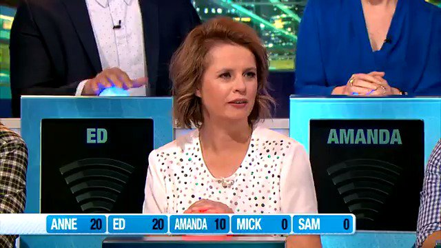 We shouldn't have asked Anne! 👑  #HYBPA...