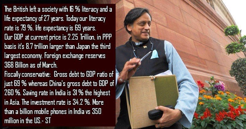 Congress deserves all the credit for the wonderful transformation of India : Dr Tharoor  #Inclusivegrowth #inclusiveIndia<br>http://pic.twitter.com/YI1M7n6MSy