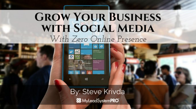 RT Grow Your #Business with #SocialMedia With Zero #Online Presence #MLM #NEtworkMarketing  http:// bit.ly/1Ub2Yjq  &nbsp;  <br>http://pic.twitter.com/vgZ1BkhCfQ