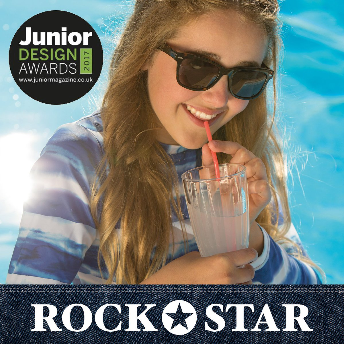 Rock Star delivers the hottest mini-celeb looks while inspiring individual style and self-confidence.  http:// bit.ly/2RSSun  &nbsp;   #Rockstar #sun <br>http://pic.twitter.com/ErwLN9Ab8Q