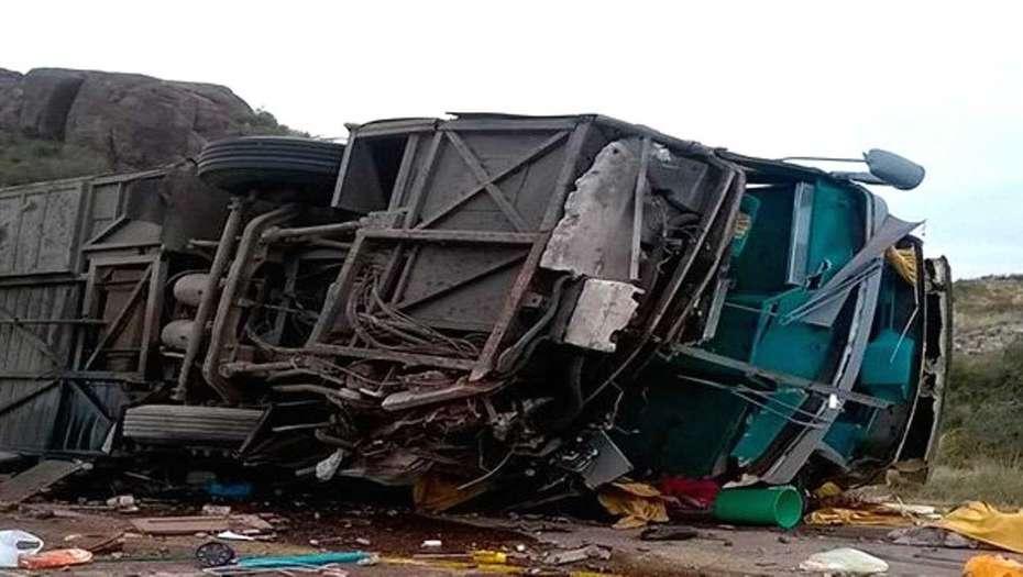 Son 16 los muertos por el trágico accidente en Mendoza https://t.co/r4...
