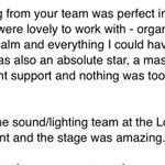 Feedback from last weeks annual 2 day conference and gala dinner, which we ran for the 5th time last week https://t.co/FycRCK8H7i