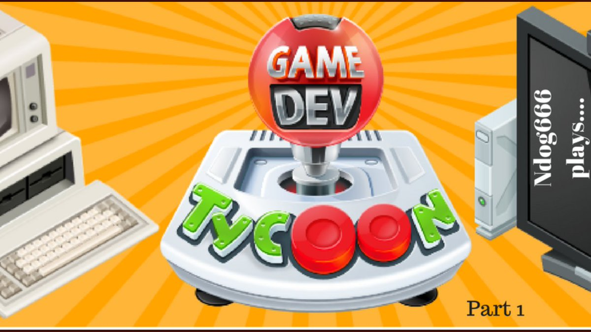 Ndog666 plays.... Game Dev Tycoon:  http:// youtu.be/HdVTrmpbsc8?a  &nbsp;   #SupportSmallStreamers #TeamEmmmmsie #youtube #twitch #pc #gamedev<br>http://pic.twitter.com/oKu95JXHD8