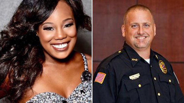 Special meeting called in case involving pageant winner &amp; #Commerce PD chief.Should find out if he  faces disciplinary action. @GoodDayFox4<br>http://pic.twitter.com/s2qlMfdaqK