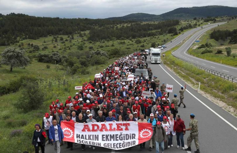 #adaleti̇çinyürüyüş creates crisis for #Erdogan, will likely end in showdown I tell @Nick_Ashdown     http://www. themedialine.org/news/mass-marc h-injustices-turkey/ &nbsp; … <br>http://pic.twitter.com/LOSfzjZm9Q