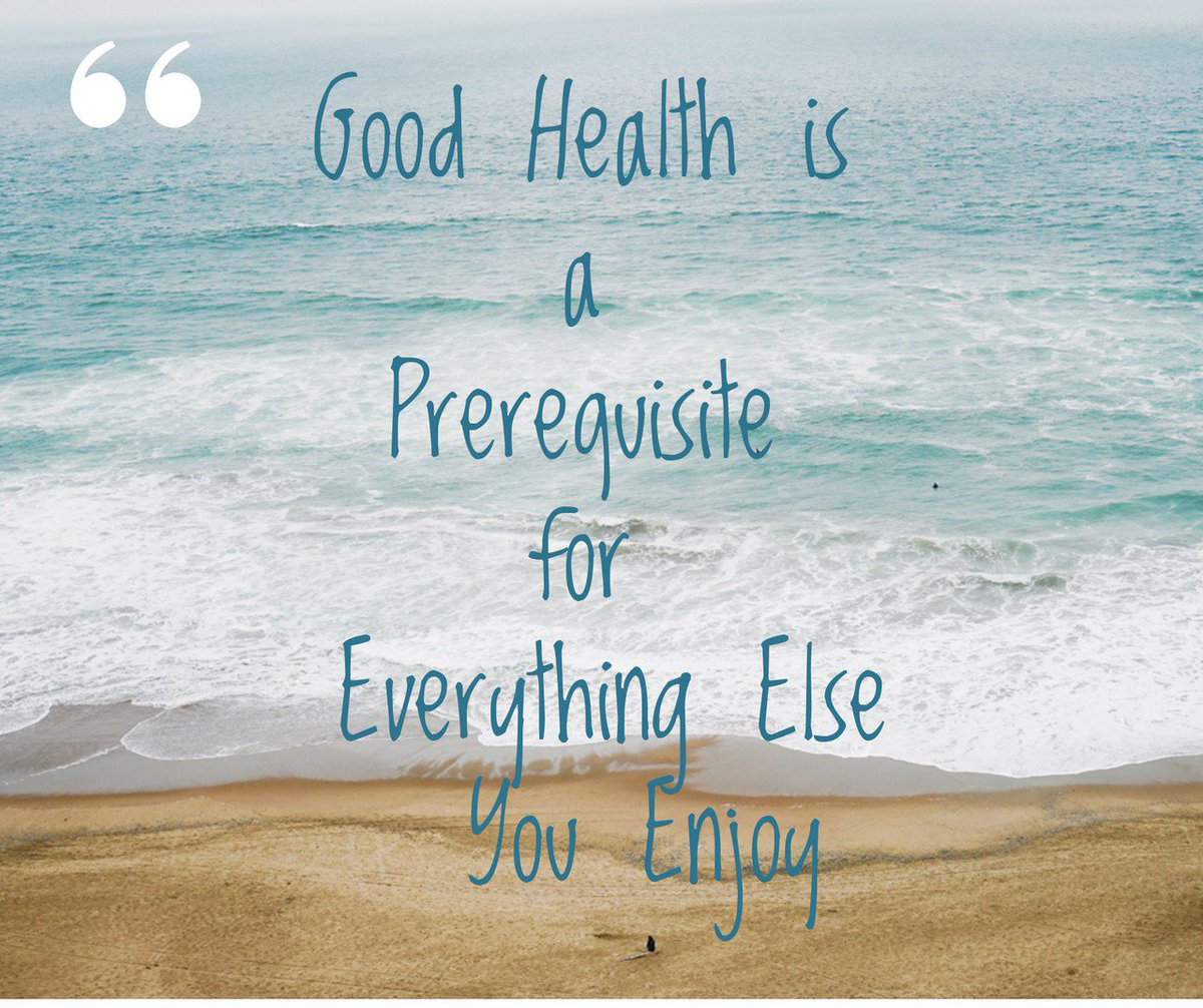 Good #health gives you the #motivation &amp; stamina to do what you enjoy. Treasure it - cultivate it. <br>http://pic.twitter.com/FMu4oNAYUG