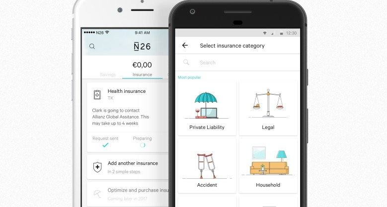 Peter Thiel-backed mobile banking startup N26 expands into insurance  http:// bit.ly/2tbLzQ2  &nbsp;   #Apps #Business #Commerce <br>http://pic.twitter.com/VhMzYgbDvK