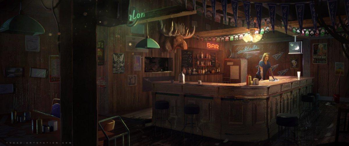 Blur Studio Concept Art