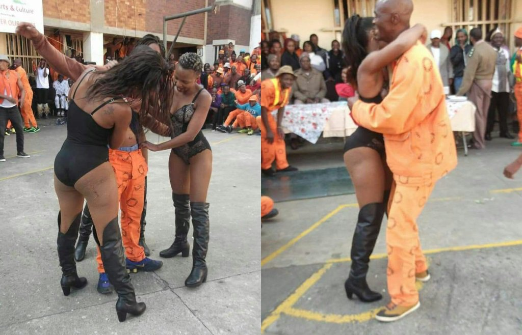 Thumbnail for #PrisonStrippers