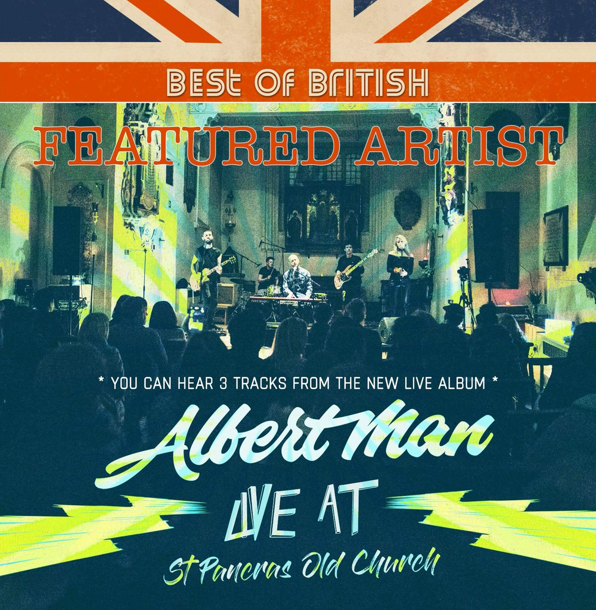 .@AlbertManMusic is #FEATURED #ARTIST on @BoBUnsigned! #Listen to 3 #tracks from his #new #live #album on  http:// bit.ly/2u3WoAl  &nbsp;   #music<br>http://pic.twitter.com/pvatED2sua