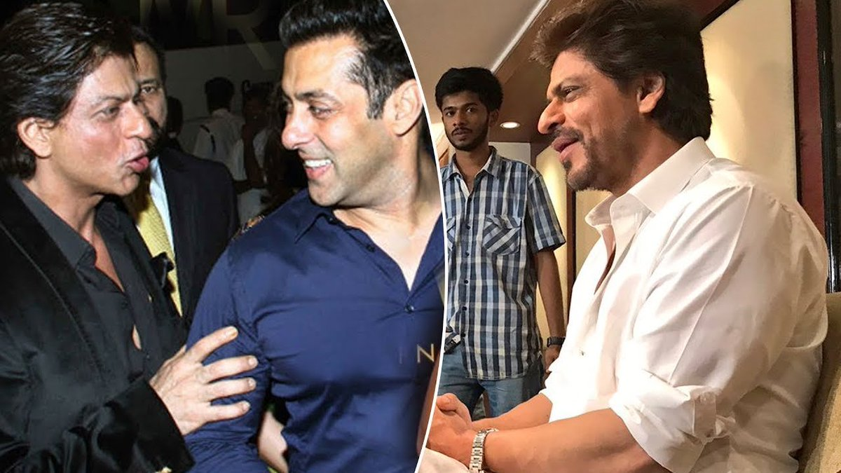 #KaranArjun Of #Bollywood  #ShahRukhKhan Reacts On Working With #SalmanKhan In A #Film Watch Video  https:// youtu.be/n5E9_sra-Uc  &nbsp;  <br>http://pic.twitter.com/rnOcd4Sc46
