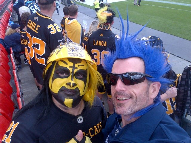 Morning @SOBsCFL Friends! @TorontoArgos @Ticats @CFL  Looking forward to the #LDC  #RespectTheRivary  #ARGO4LIFE #CFL #Ticats #Argos<br>http://pic.twitter.com/RsEc1GLQTN
