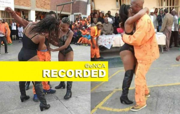 [ICYMI] Correctional Services media briefing on the #PrisonStrippers &...