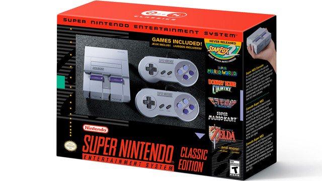 Super Nintendo será relançado em setembro com 21 jogos na memória https://t.co/yjst09jWP2 #G1 #games