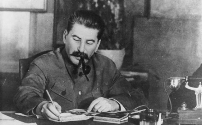 New Poll: Russians Choose Joseph Stalin as Greatest Historical Figure https://t.co/hIgm44FAC2