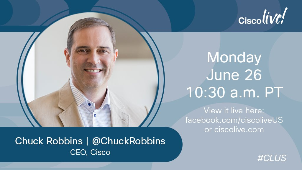 Thumbnail for Cisco Live Monday Kicks off with the Network Intuitive