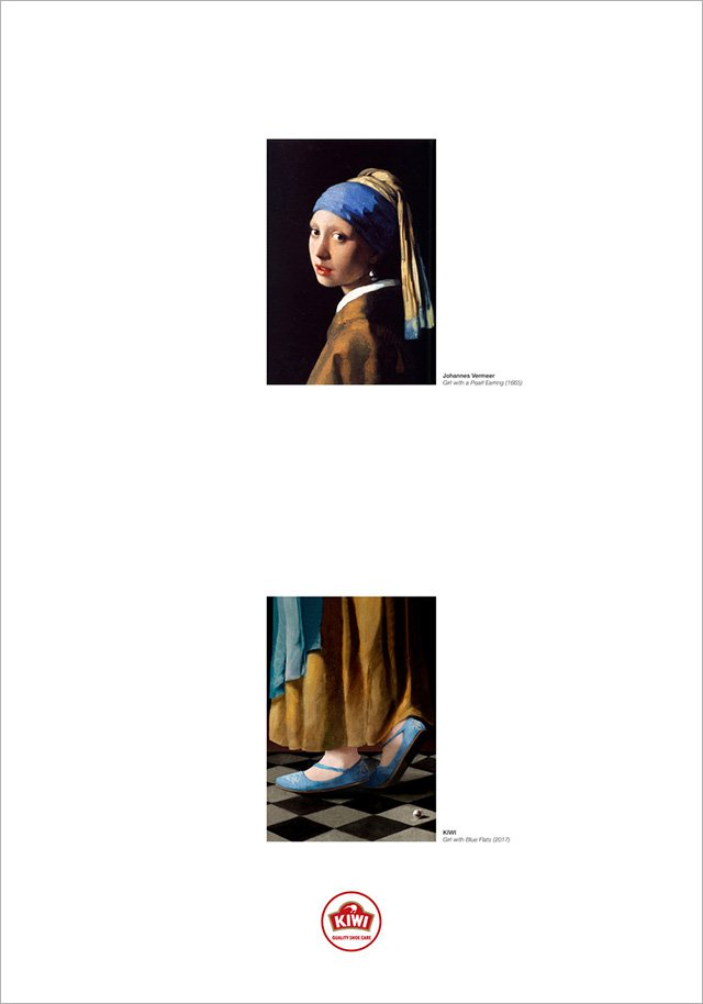 When @Ogilvy imagines the shoes of the Vermeer #masterpiece and many others for Kiwi they get @Cannes_Lions #art  http:// kiwiportraits.com / &nbsp;  <br>http://pic.twitter.com/sFMrTn1LC7