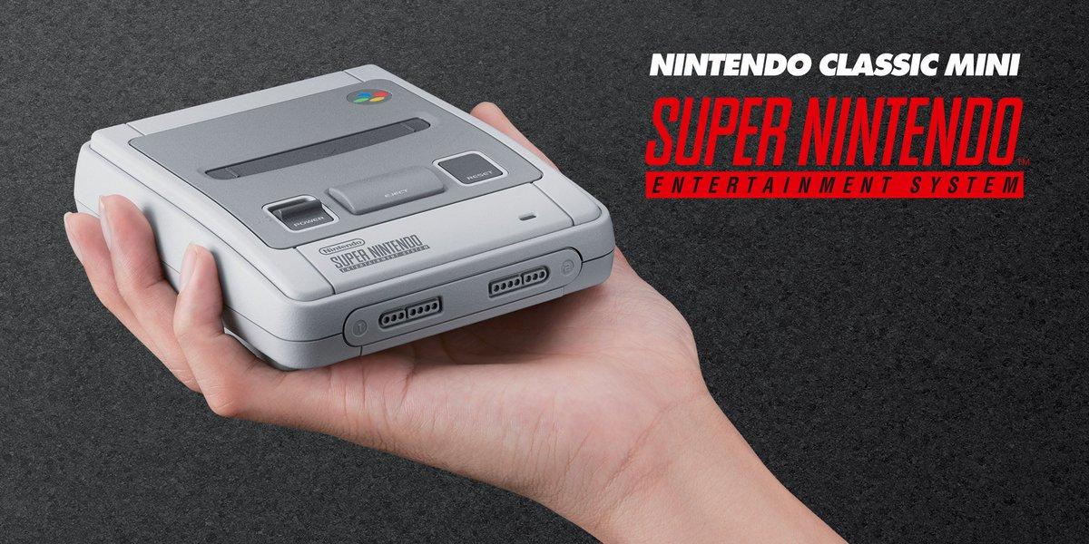 スーパーファミコン(SNES)クラシックエディションが欧米任天堂から正式発表!内蔵ソフト21本には、幻の未発売ソフト『スターフォックス2』も...