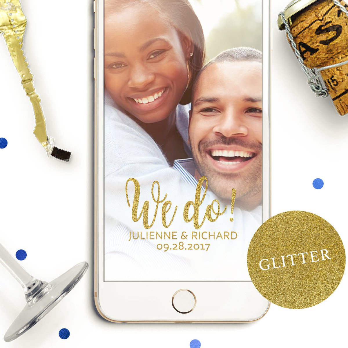 Golden Calligraphy &quot;We do&quot; Filter #EngagementParty #Geofilter #SnapchatFilter  http:// etsy.me/2qfgE3X  &nbsp;  <br>http://pic.twitter.com/lChA6C3SQp