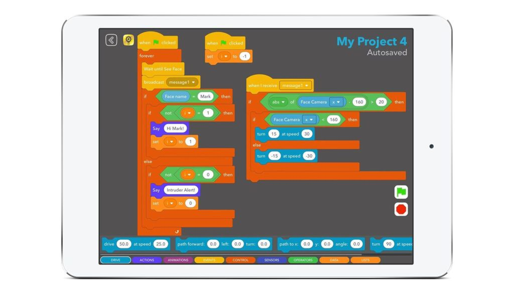 The @Anki @Cozmorobot adds visual programming to teach kids to code #python #codelab  https:// technologycouncil.com/2017/06/ankis- cozmo-robot-now-has-a-visual-programming-mode-to-teach-kids-to-code/ &nbsp; … <br>http://pic.twitter.com/btb0phvXzV