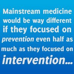 #Amen but happy to say #RezilirHealth does focus on #Prevention &amp; getting to the #rootcause of #chronicillness &amp; disease! 1-866-REZILIR<br>http://pic.twitter.com/1f9RUXdVWS
