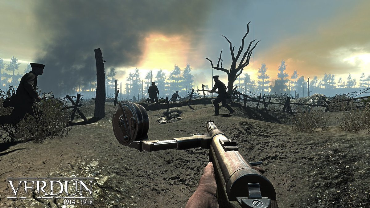 RT + Follow for a chance to win Verdun on #XboxOne. <br>http://pic.twitter.com/6tIAgmi7mV
