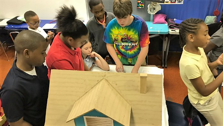 Check out our video: Defined STEM Learning Experience with Anthony Johnson&#39;s stellar classroom! #STEM #PBL  http:// ow.ly/kALd30cOFHw  &nbsp;  <br>http://pic.twitter.com/vWpxz4MQR3