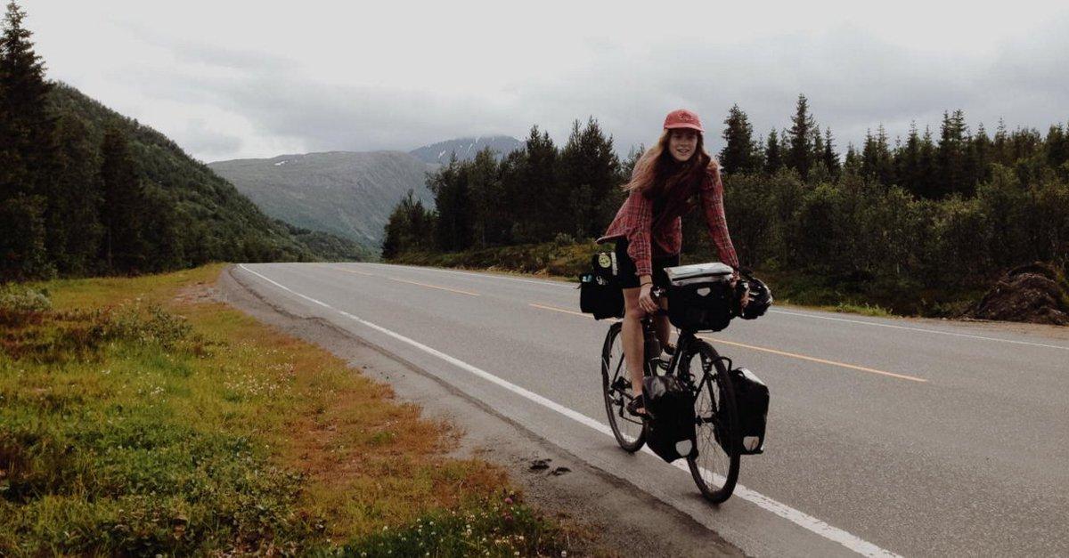 #Cycling Trondheim to Narvik on a  bike  https://www. pannier.cc/journal/north- to-narvik/ &nbsp; …  via @panniercc #Norway #travel @VisitTrondheim @trondelag @Northern_Norway<br>http://pic.twitter.com/K8XvzRsU3T