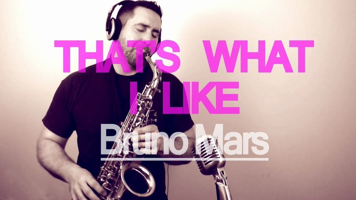Recent @BrunoMars #BrunoMars track on #Saxophone! #Funky #SmoothJazz #Monday  #MusicMonday Subscribe 4 mor! :D  http:// buff.ly/2s8aX9P  &nbsp;  <br>http://pic.twitter.com/PAfi6dqPzp