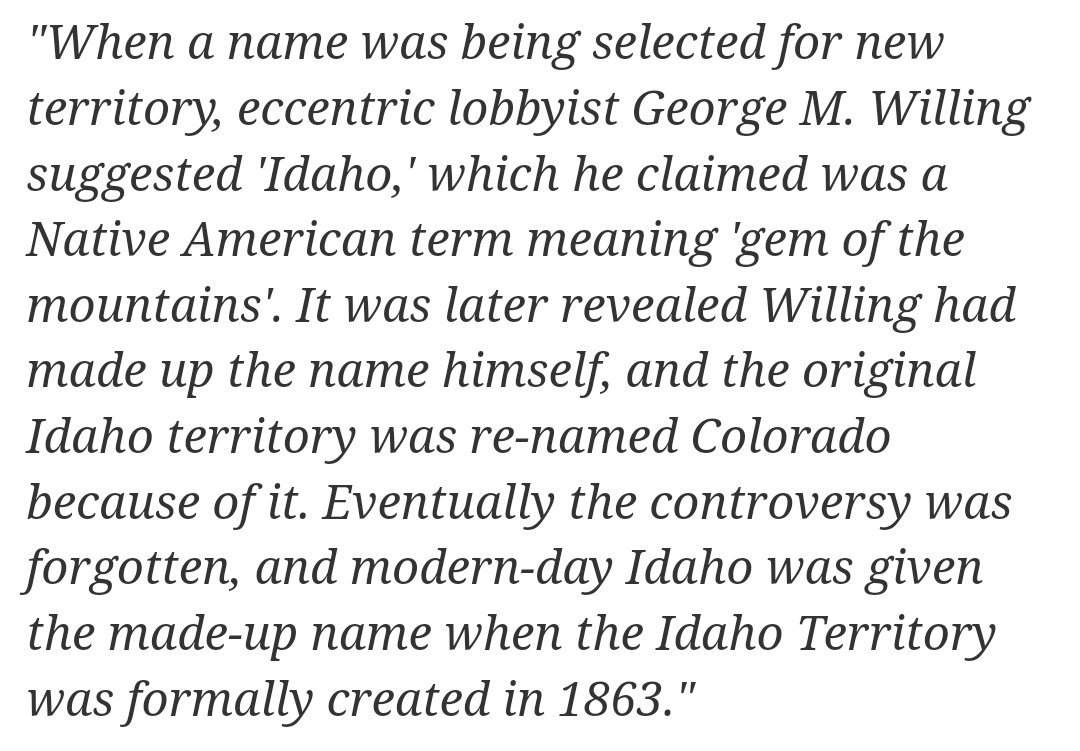 'Idaho' might just be a prank  https://t.co/jKSHFp8NNP https://t.co/gP...