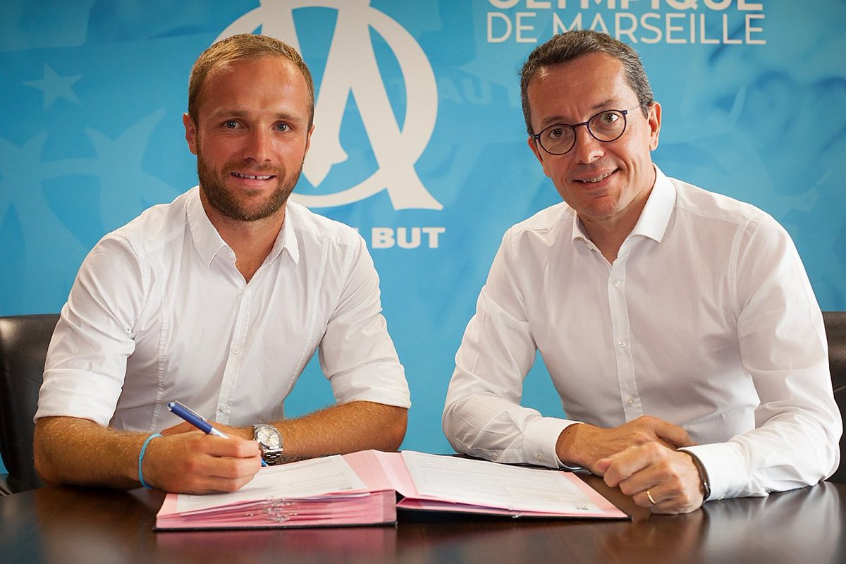 Monaco'nun forveti Valere Germain, kendisini Marsilya'ya bağlayan sözl...