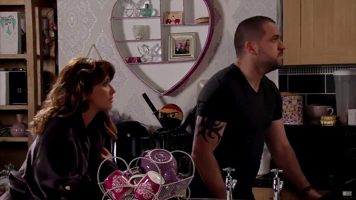 YIKES - Eva's back early! Can Aidan talk his way out of this one? 😱 #C...
