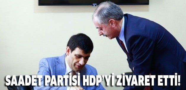 Saadet Partisi HDP'yi ziyaret etti! Yorumsuz... https://t.co/crkQj3SIC...