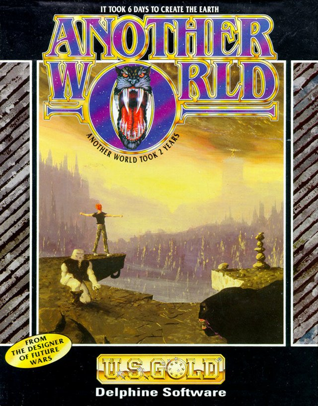 Gaming Memory!   Title: Another World Publisher: U.S. Gold Platform: Commodore Amiga Year: 1991  #retrogaming #gamersunite <br>http://pic.twitter.com/s2GI0XEpKo