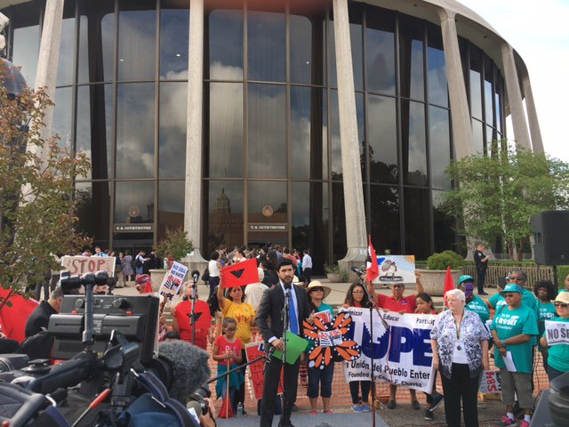 """""""The cities of Texas have responded to the people's call"""" @GregCasar #NoSB4 https://t.co/ErvQUQlMda"""