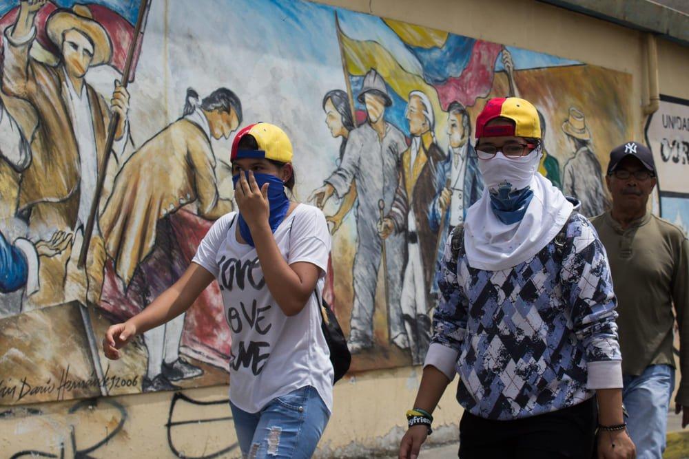 'Le #Venezuela de Nicolás Maduro est devenu l'enfant terrible de l'Amérique latine.' L'analyse de Dominique Moîsi : https://t.co/IhChln28t6