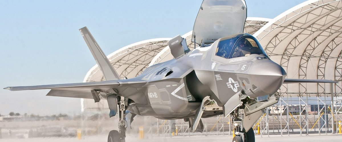 Marine Corps F-35s Back In Play After Logistics Software Glitch Fixed https://t.co/rE3xfDEMHO