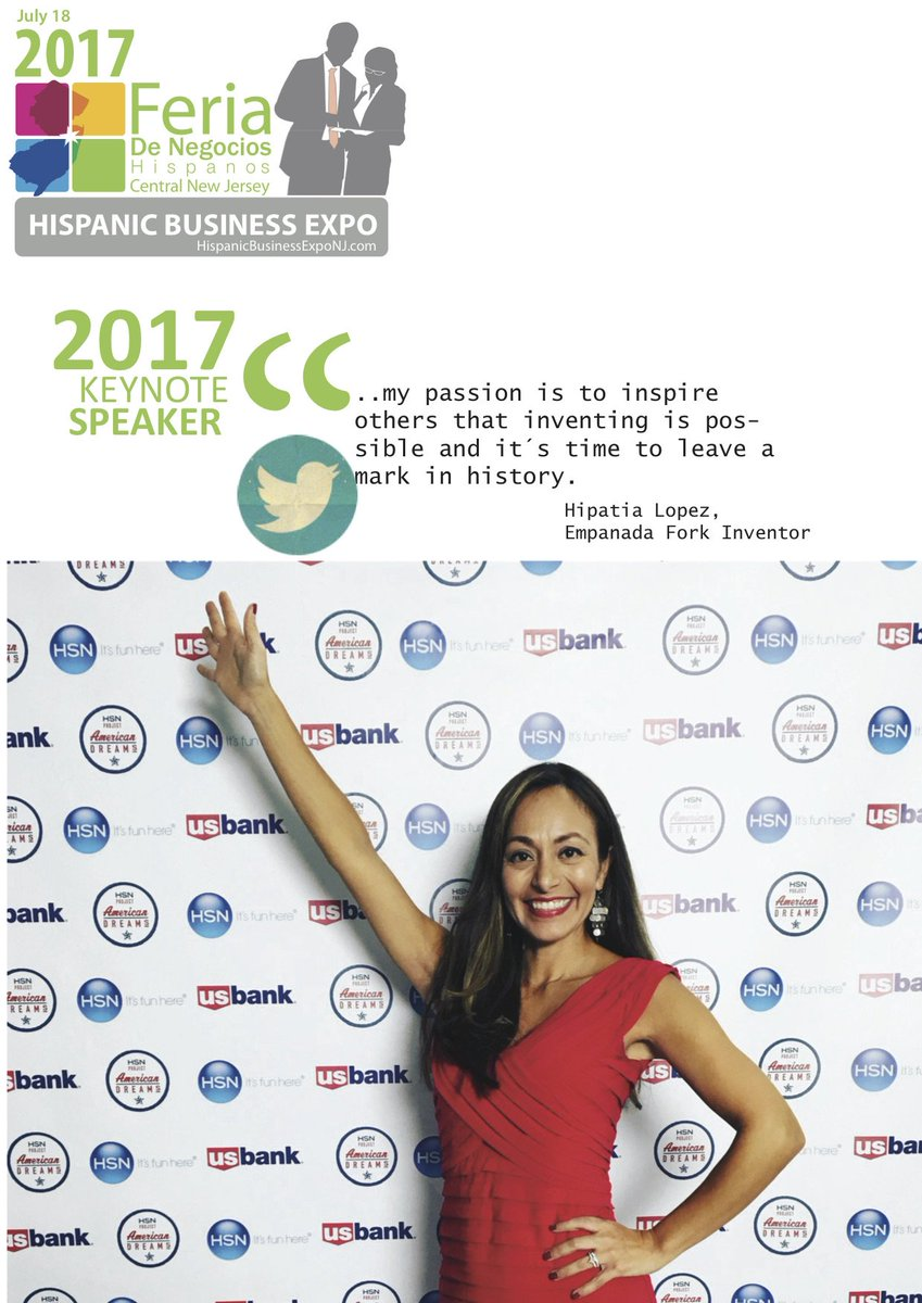 Look No Further. Register Today our Keynote speaker  @EmpanadaFork   https:// goo.gl/7zLFDu  &nbsp;   #FNHCNJ July 18 2017 @FNHCNJ  #FNHCNJ #Familia <br>http://pic.twitter.com/QpzDt1uBY9