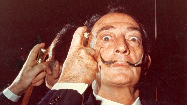 Ordenan la exhumación del cadáver de Dalí 28 años después de su muerte...