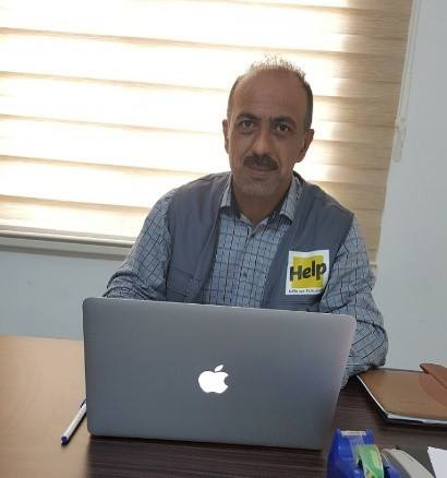 test Twitter Media - Das Help-Team weltweit: Hamid Meziri, Bauleiter im Irak!  Mehr Infos zu Help im #Irak: https://t.co/a9RJng7Xek https://t.co/j7a1B1ILOE
