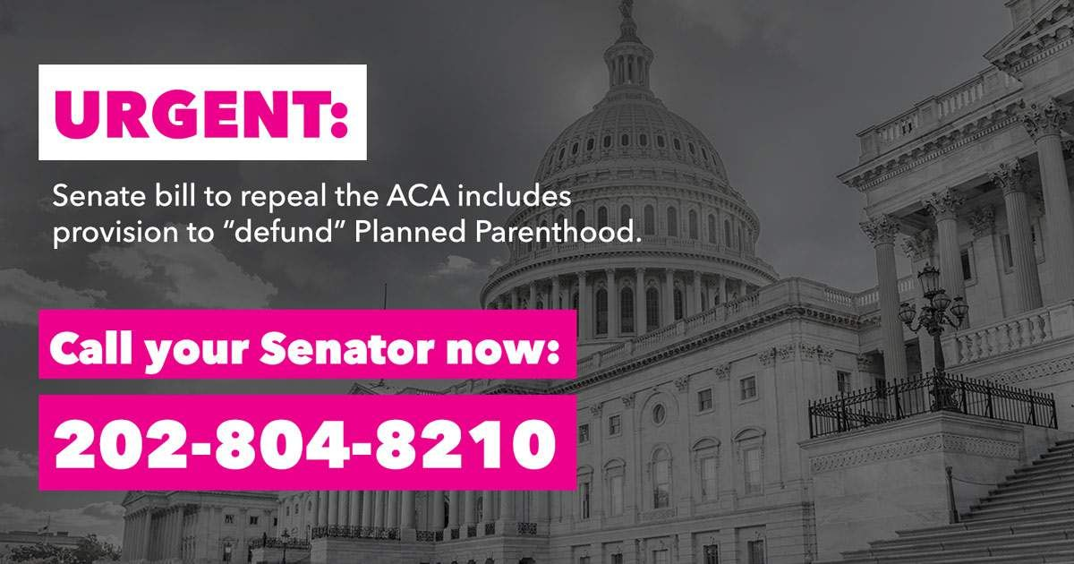TODAY at 2pm: Follow #SaveHerCare and tell Senate Republicans to #StandWithPP & vote NO on : #Trumpcarehttps://t.co/xSLIEpic1F