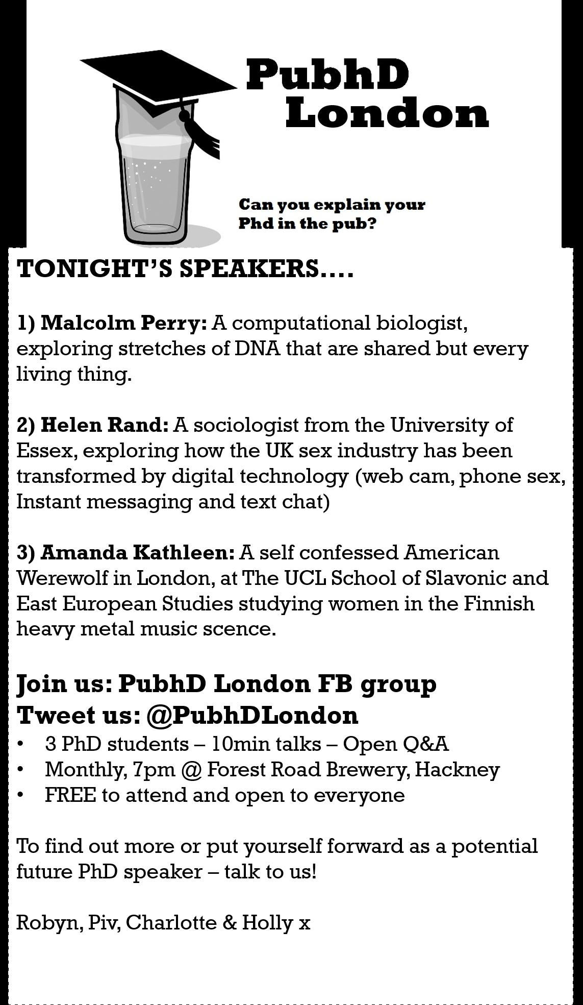 Sex tonight london